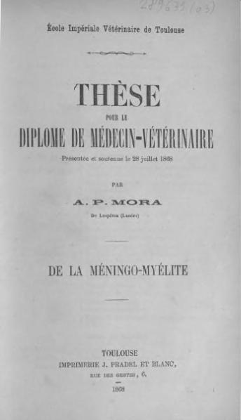 File:Mora - De la méningo-myélite.djvu