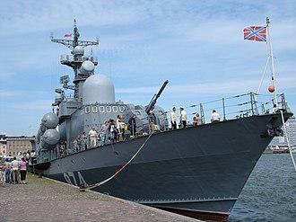 Tarantul-class corvette - RFS Morshansk