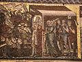 Mosaici del battistero di firenze, storie della genesi 1250-1330 ca., 13-14 arca di noè, attr. ad alesso baldovinetti (1483-99) 02.JPG