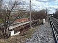 Moscow, Dmitrovskoe Highway, old Little Ring railway bridge (17).jpg