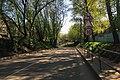 Moscow, Skladochnaya Street approaching Rizhskaya railroad (31148266542).jpg