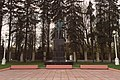 Moscow, Timiryazevskaya Street, Vasily Williams monument (18996512108).jpg