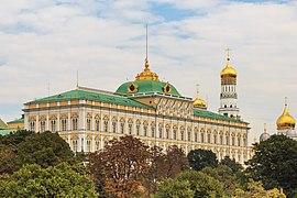 Moscow 09-13 img20 Grand Kremlin Palace