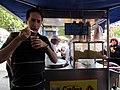 Mote Con Huesillos - Chilean national peach drink - Santiago, Chile (5277432475).jpg