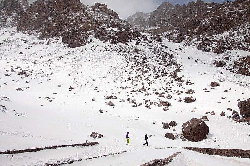 File:Mount Toubkal in Winter.jpg