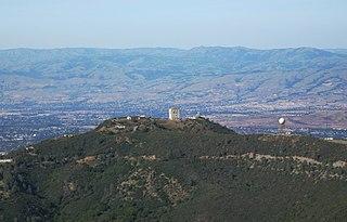 Mount Umunhum mountain in United States of America