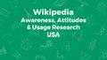 Movement Strategy - Brand awareness, attitudes, and usage survey report - USA.pdf