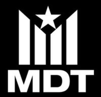Movement for Defence of the Land - Image: Movement for Defence of the Land (MDT) logo
