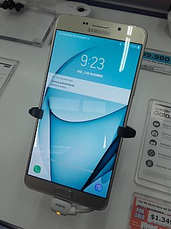 Samsung Galaxy A9 (2016) - Wikipedia