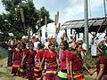 Mro indigenous 'Plung' (Flute) & dance, ChimBuk, BandarBan © Biplob Rahman-2.JPG