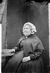 Mrs Jones, wife of Revd John Jones, Lampeter (1867)