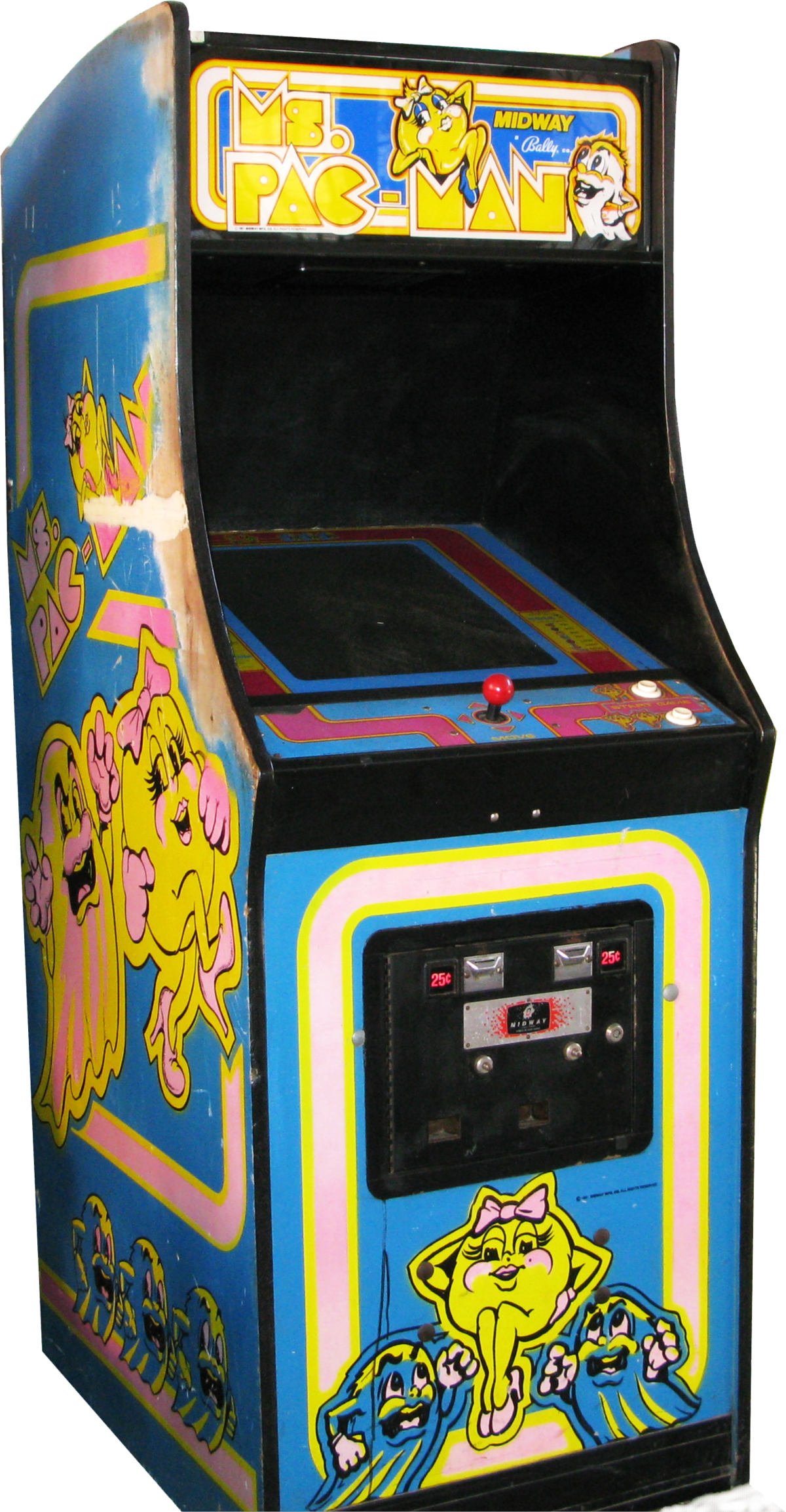 ms pac man wikipedia. Black Bedroom Furniture Sets. Home Design Ideas