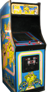 <i>Ms. Pac-Man</i> 1981 video game