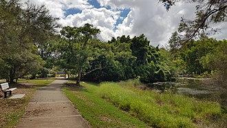 Mackenzie, Queensland - Mount Petrie Road Park, 2018
