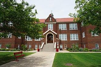 Sacred Heart Catholic School (Muenster, Texas) - Sacred Heart Elementary School