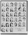 Mug shots of the 33 convicted members of the Duquesne spy ring.tif