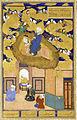 Muhammad on His Steed, Buraq.jpg