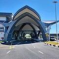 Mukah Airport Terminal roof design2.jpg