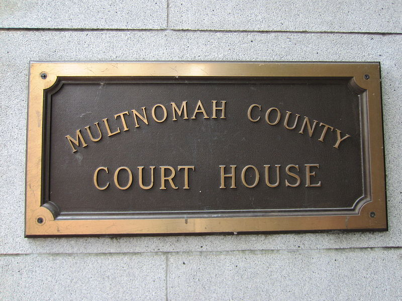 Multnomah County Courthouse Private Conference Rooms
