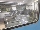 Mumbai Central Ahmedabad Shatabdi Express - Anubhuti coach - Interior.jpg