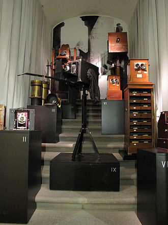 Museo Nazionale Alinari della Fotografia - Interior