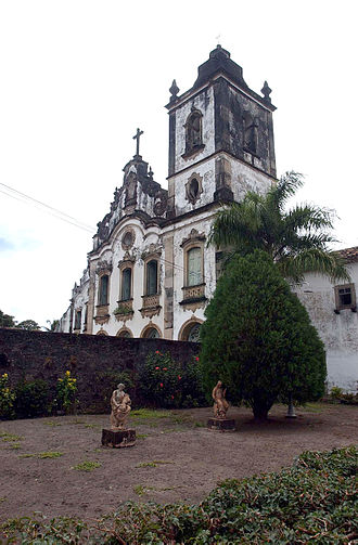 Alagoas - Convent of Santa Maria, Marechal Deodoro.