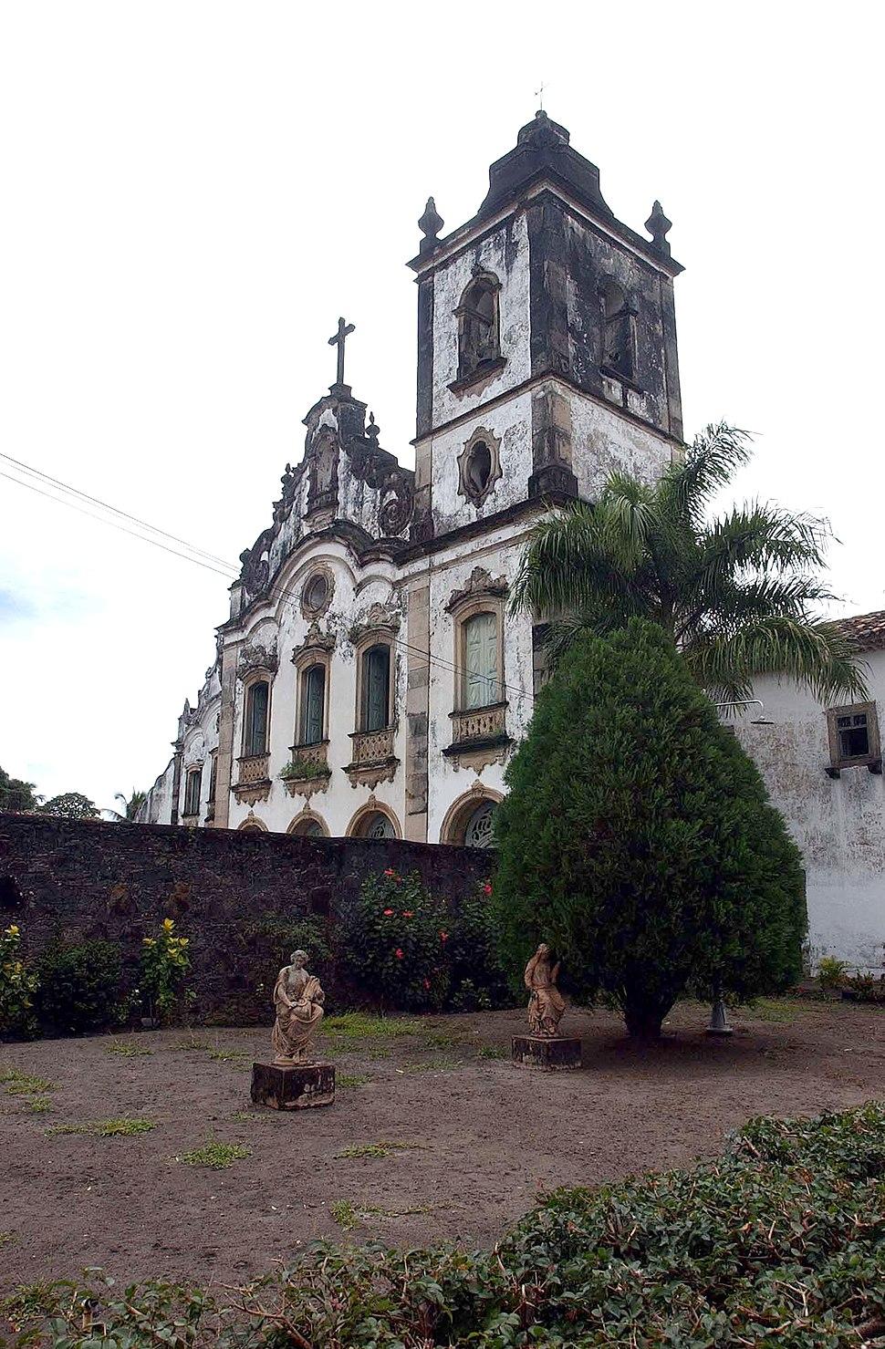 Museu de arte sacra do convento de Santa Maria (Marechal Deodoro, AL)