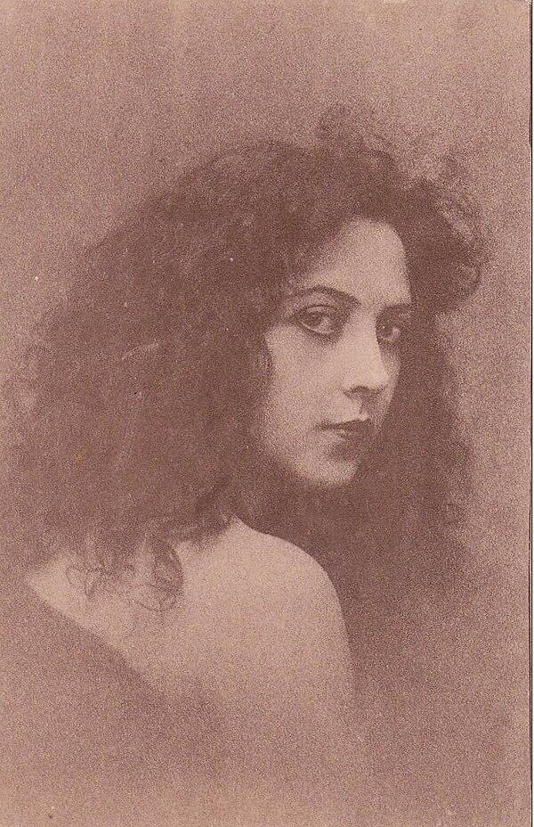 Photo Musidora via Wikidata
