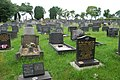 Mynwent Criccieth Cemetery - geograph.org.uk - 476722.jpg