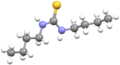 N,N'-Di-n-butylthiourea X-ray 3D balls.png