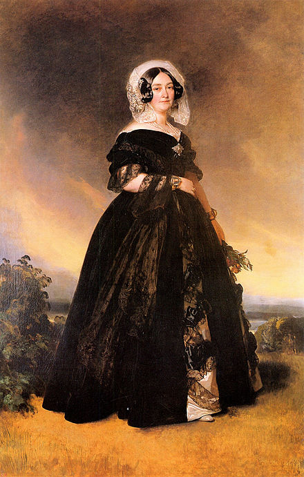 The Duchess of Kent in a portrait by Winterhalter N-W0001-053-portrait-of-marie-louise-victoria-duchess-of-kent.jpg
