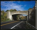 N.Y. ROUTE 134 OVERPASS, VIEW NE. - Taconic State Parkway, Poughkeepsie, Dutchess County, NY HAER NY,14-POKEP.V,1-117 (CT).tif