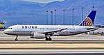 N462UA United Airlines Airbus A320-232 s n 1262 (42882469052).jpg