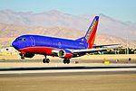 N689SW Southwest Airlines 1985 Boeing 737-3Q8 C-N 23387 (6519712189).jpg
