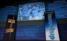 NASA ISS Tweetup 2009-10-21