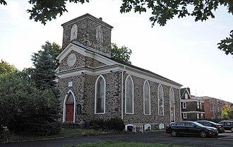New Utrecht Reformed Church - Image: NEW UTRECHT REFORMED CHURCH, KINGS COUNTY NY