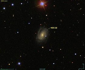 Image illustrative de l'article NGC 22