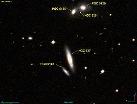 Image illustrative de l'article NGC 527