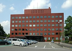 Nagaoka City Hall 001.jpg