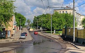 Nagatino-Sadovniki District - Nagatino-Sadovniki Sadovniki Street, Nagatino-Sadovniki District
