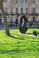 Naomi Blake Sculpture, Fitzroy Square, London.JPG
