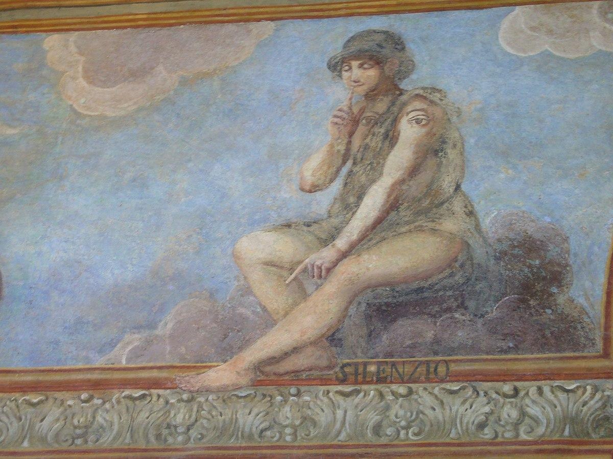 silence wikiquote