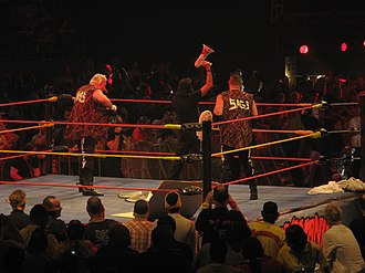 The Nasty Boys - The Nasty Boys during the Hulkamania Tour in 2009.