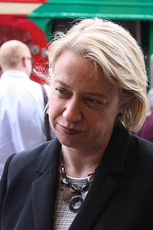 London Assembly election, 2016 - Natalie Bennett