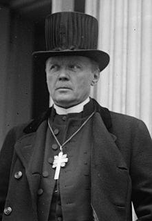 Nathan Söderblom Swedish clergyman