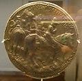 National gallery in washington d.c., pisanello, medaglia di giovanni di bisanzio verso.JPG