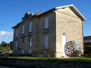 Naujan-et-Postiac Commune in Nouvelle-Aquitaine, France