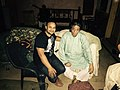 Nauman Ahmed with Ustad Bade Fateh Ali Khan (Late).jpg
