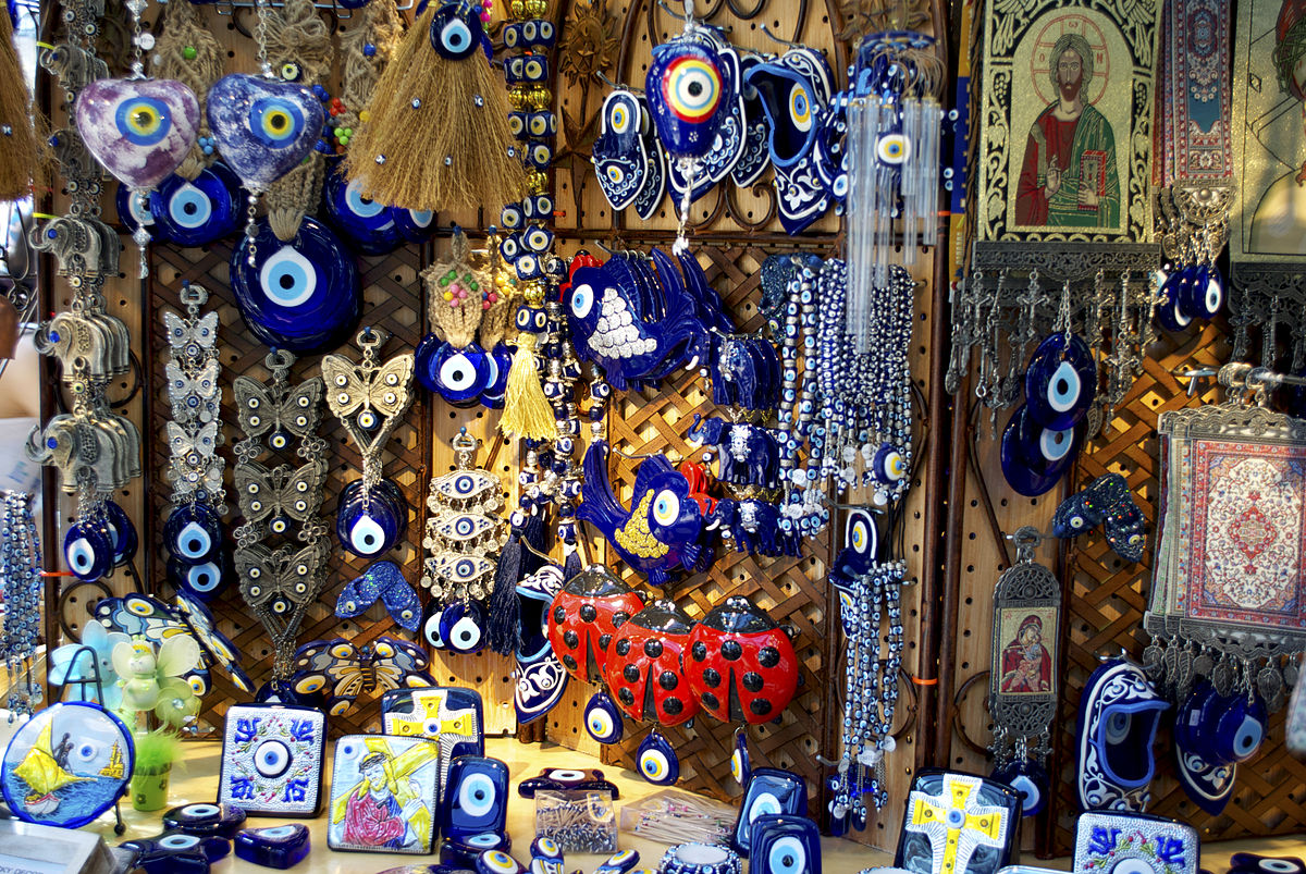 Nazar amulet wikipedia for Craft fairs in louisiana