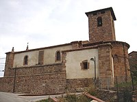 Neila.Iglesia de San Miguel.Lateral.jpg